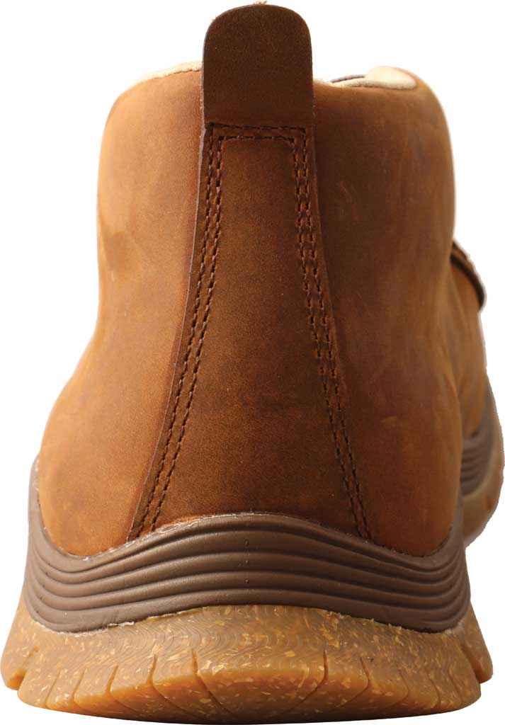Men's Twisted X MFS0003 Chukka Oblique Toe Work Boot, Oiled Saddle Full Grain Leather, large, image 4