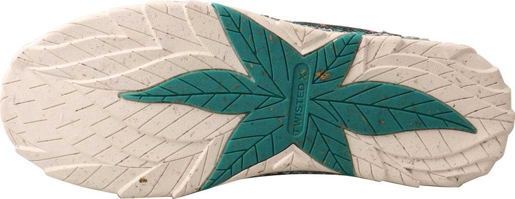 Women's Twisted X WZXS002 Zero-X Moc Toe Loafer, Multi Textile, large, image 5