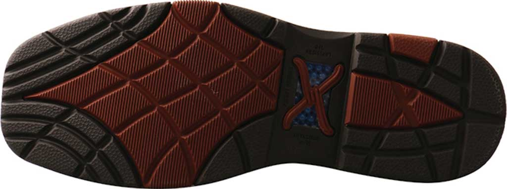 """Women's Twisted X WXBN001 11"""" Western Composite Toe Work Boot, Brown/Blue Full Grain Leather, large, image 5"""