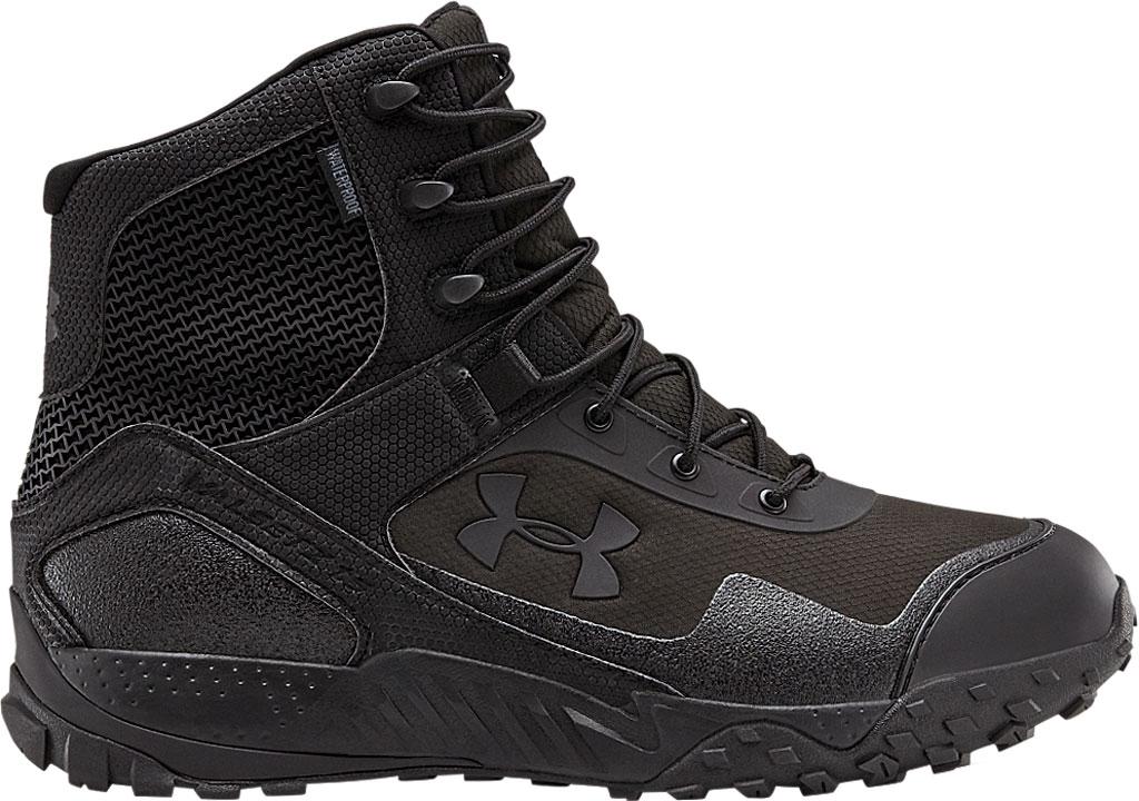 Men's Under Armour Valsetz RTS 1.5 Waterproof Boot, Black/Black/Black, large, image 2