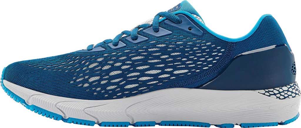 Men's Under Armour HOVR Sonic 3 Running Sneaker, Graphite Blue/White/Graphite Blue, large, image 3