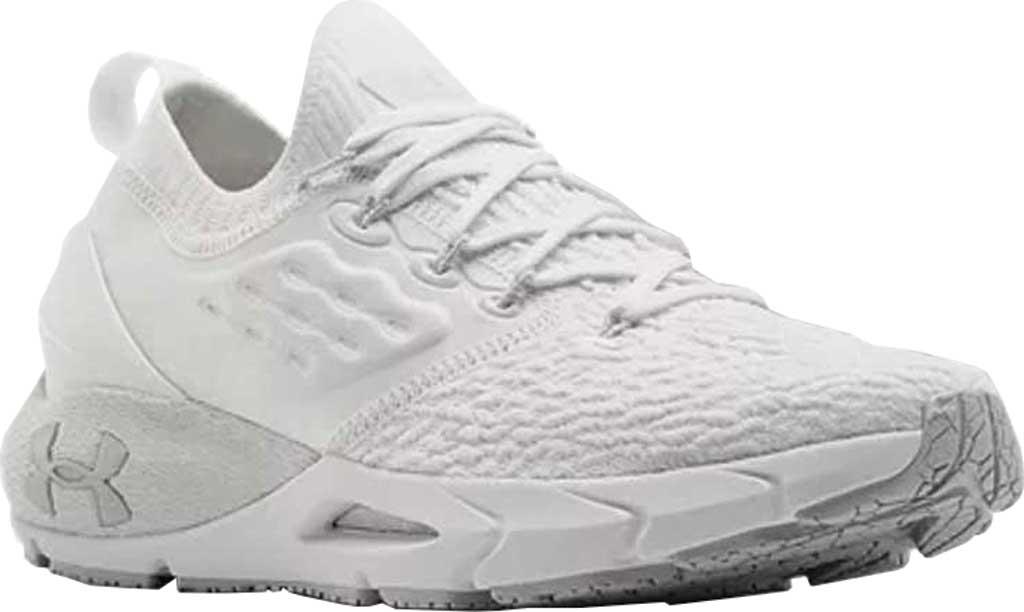 Men's Under Armour Hovr Phantom 2 Running Sneaker, White/White/Halo Grey, large, image 1