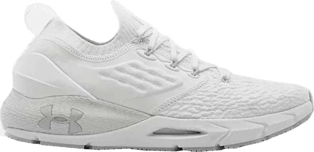 Men's Under Armour Hovr Phantom 2 Running Sneaker, White/White/Halo Grey, large, image 2