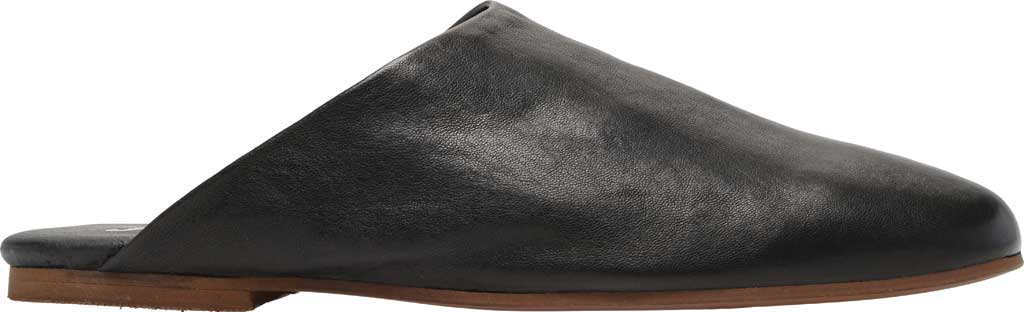 Women's Free People Reese Flat Mule, Black Italian Vintage Leather, large, image 2