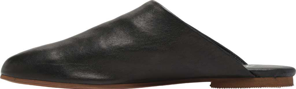 Women's Free People Reese Flat Mule, Black Italian Vintage Leather, large, image 3