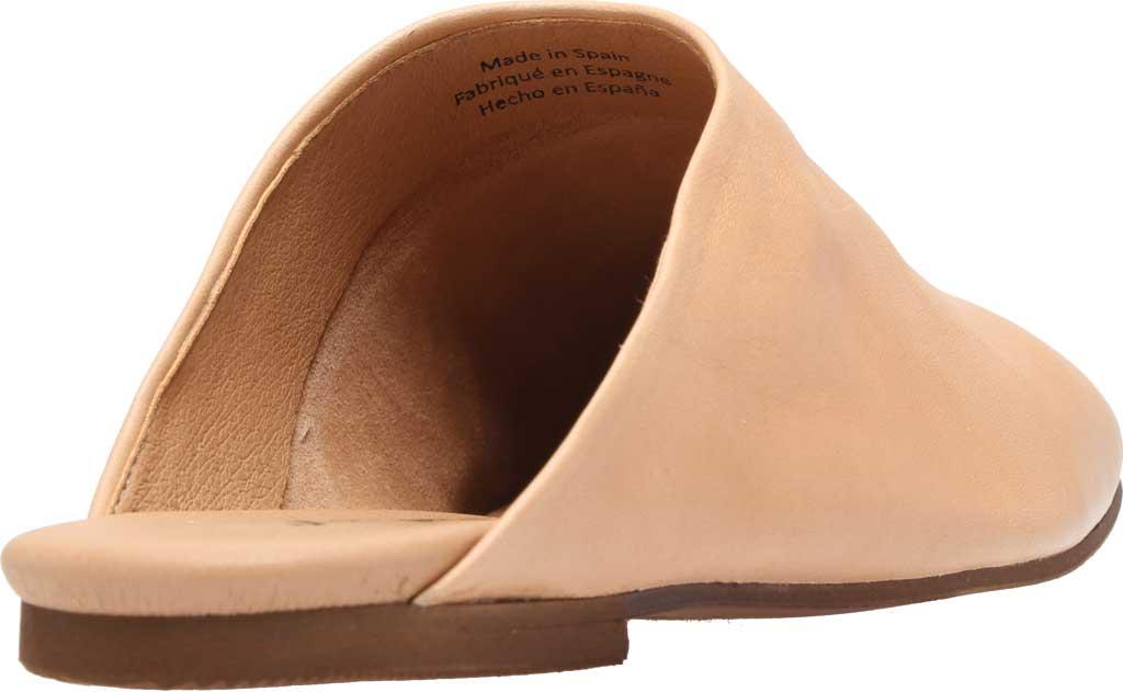 Women's Free People Reese Flat Mule, Natural Italian Vintage Leather, large, image 4
