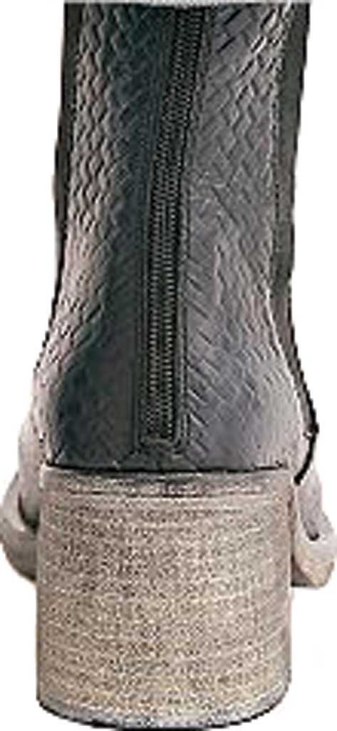 Women's Free People Essential Chelsea Boot, Black Woven Print Leather, large, image 3