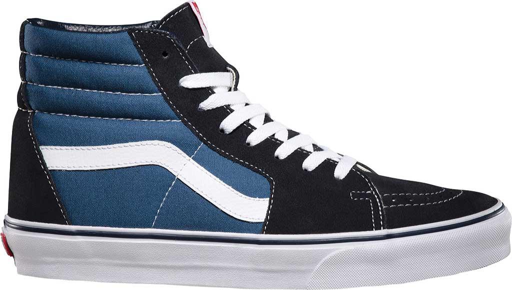 Vans Sk8-Hi Top Sneaker, Navy, large, image 2