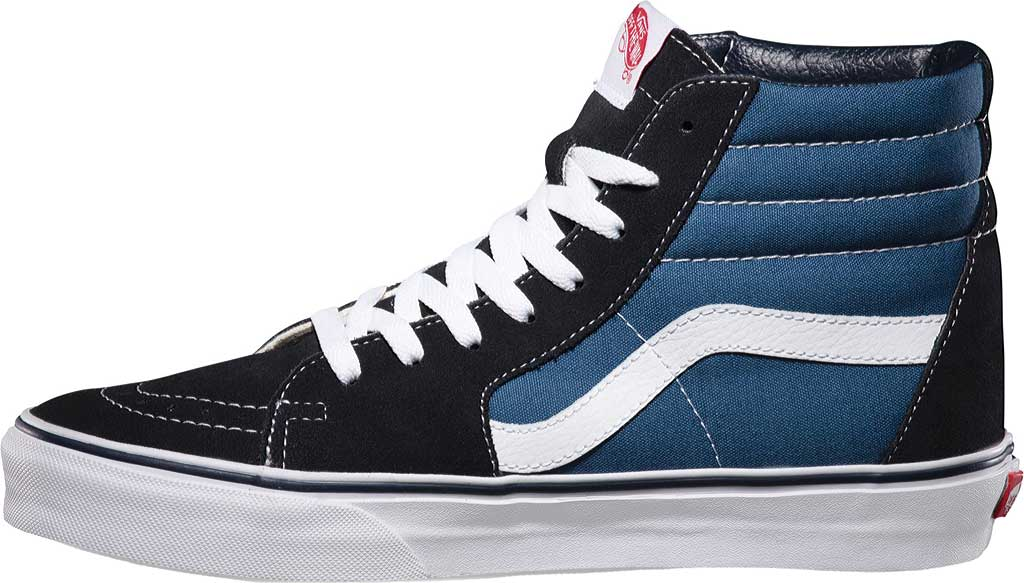 Vans Sk8-Hi Top Sneaker, Navy, large, image 3