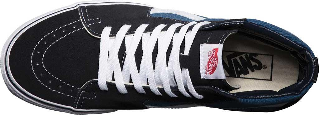 Vans Sk8-Hi Top Sneaker, Navy, large, image 4