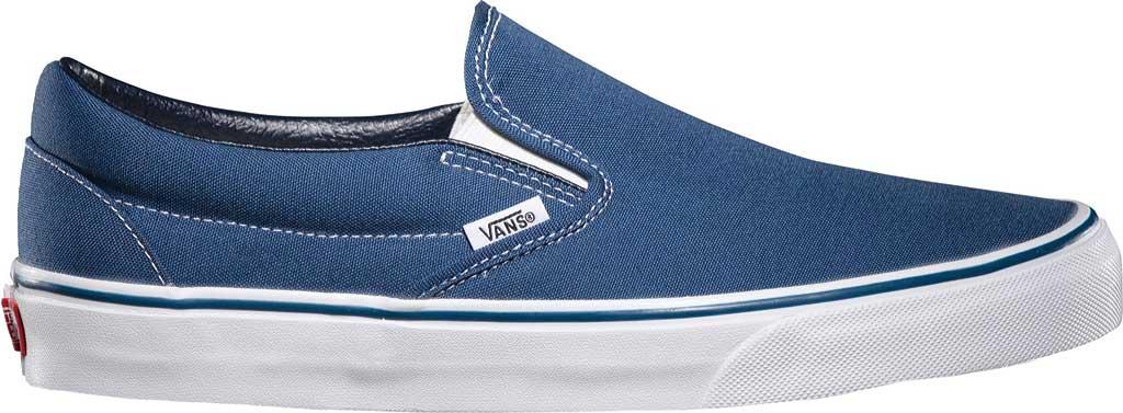 Vans Classic Slip-On, Navy, large, image 2