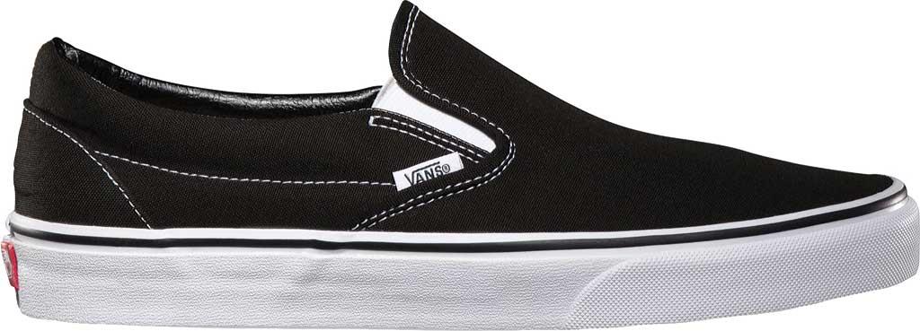 Vans Classic Slip-On, Black, large, image 2