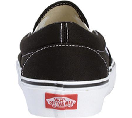 Vans Classic Slip-On, Black, large, image 5