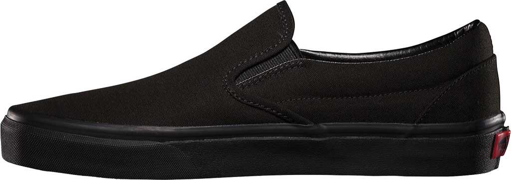 Vans Classic Slip-On, Black/Black, large, image 3