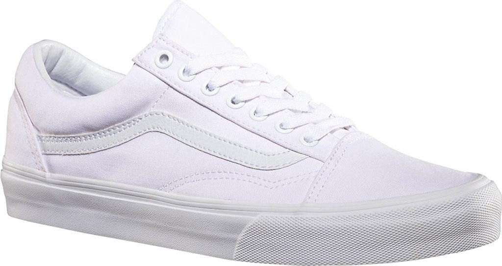 Vans Old Skool Sneaker, True White, large, image 1