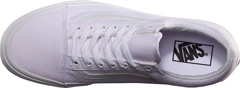 Vans Old Skool Sneaker, True White, large, image 4