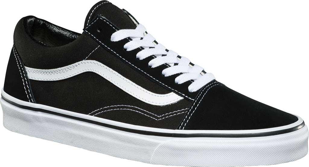 Vans Old Skool Sneaker, Black/White, large, image 1