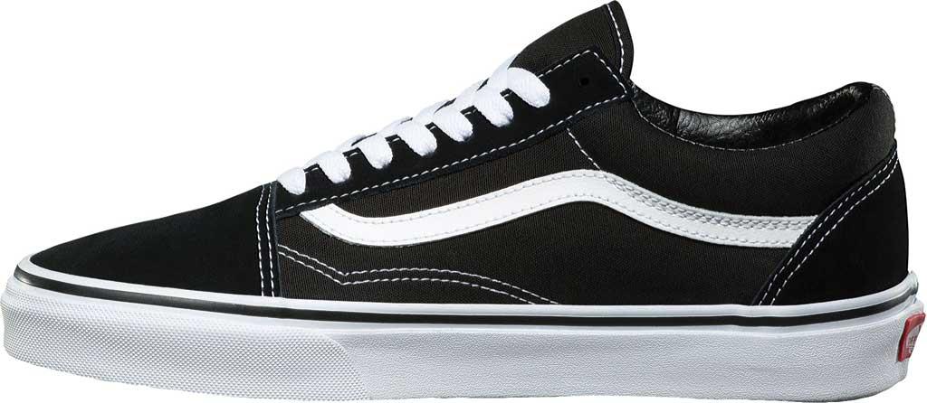 Vans Old Skool Sneaker, Black/White, large, image 2