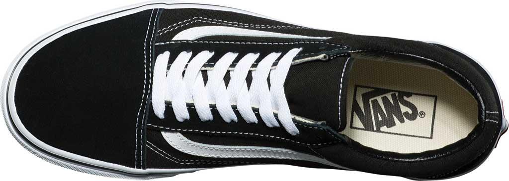Vans Old Skool Sneaker, Black/White, large, image 3