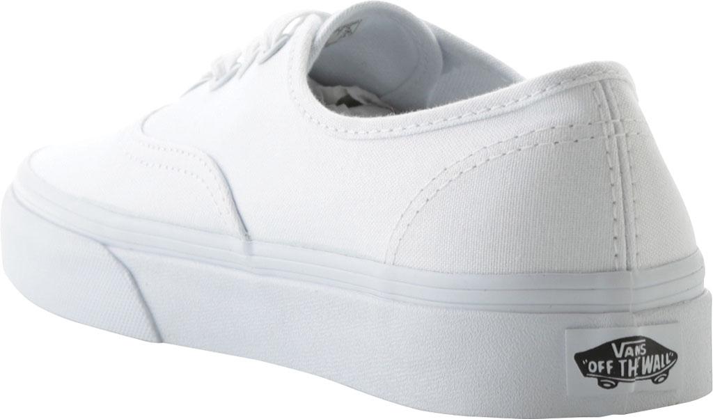 Vans Authentic Sneaker, True White, large, image 3