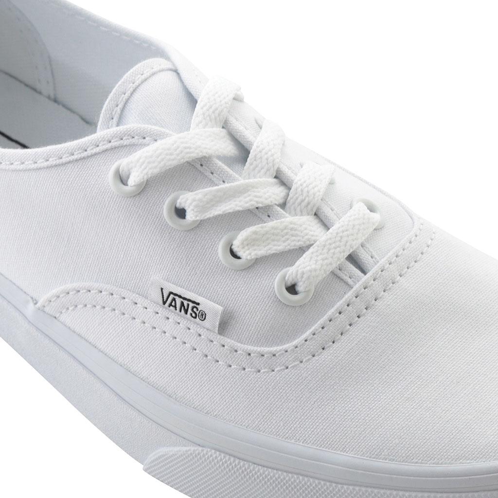 Vans Authentic Sneaker, True White, large, image 4