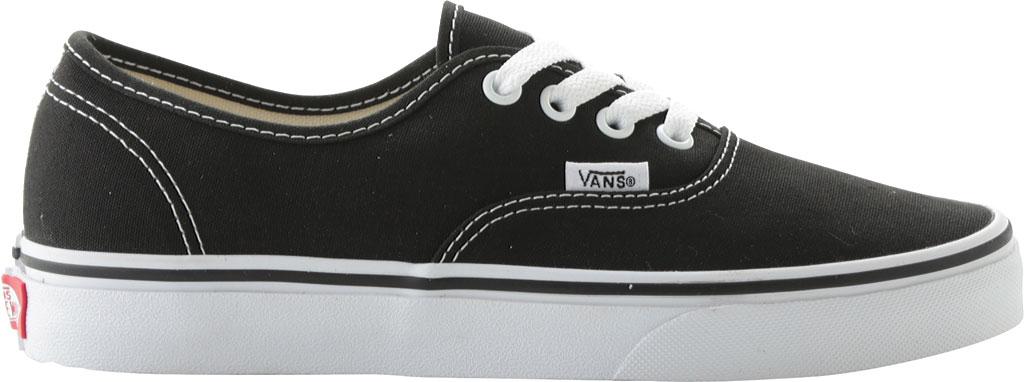 Vans Authentic Sneaker, Black, large, image 1