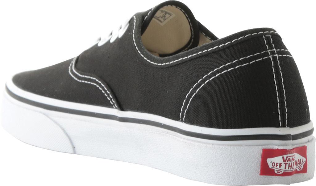 Vans Authentic Sneaker, Black, large, image 3