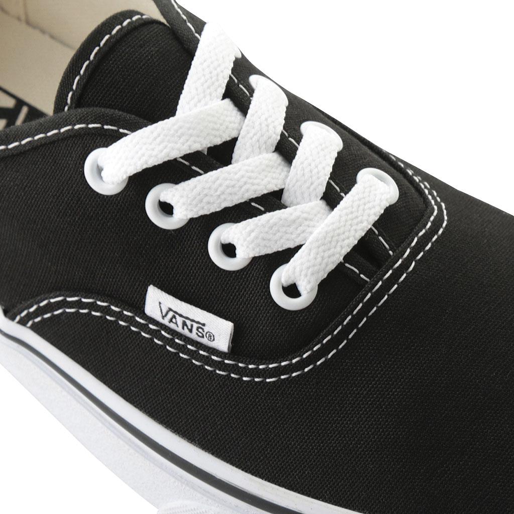 Vans Authentic Sneaker, Black, large, image 4