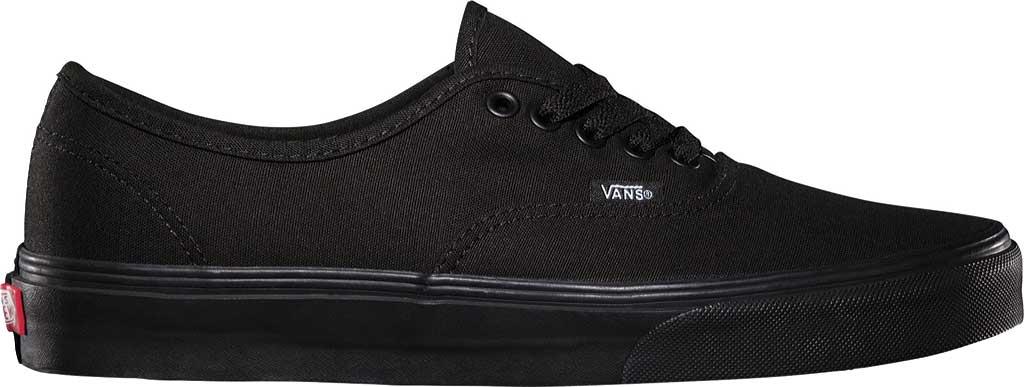 Vans Authentic Sneaker, Black/Black, large, image 2