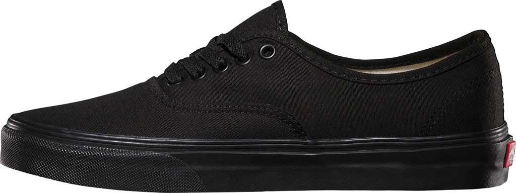 Vans Authentic Sneaker, Black/Black, large, image 3