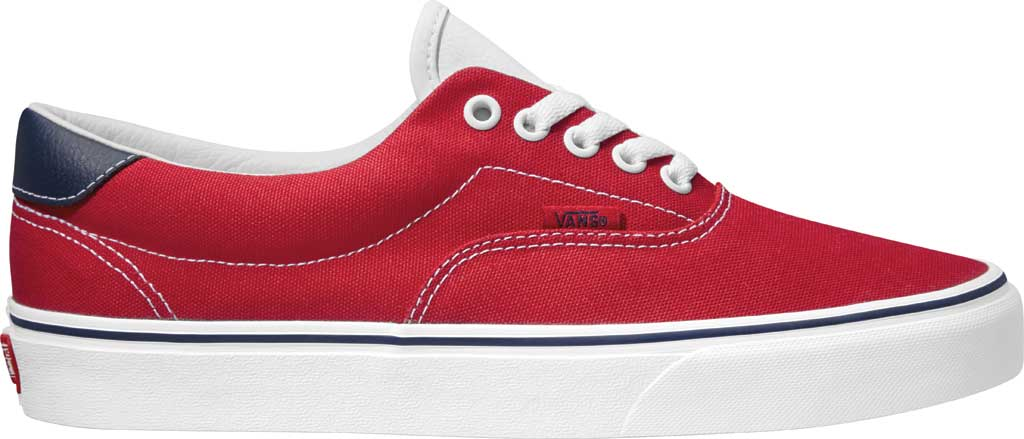 Vans C&L Era 59, (C&L) Red/True White, large, image 1