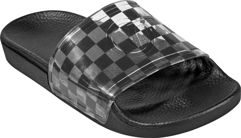 Women's Vans Slide-On Sandal, Black, large, image 1