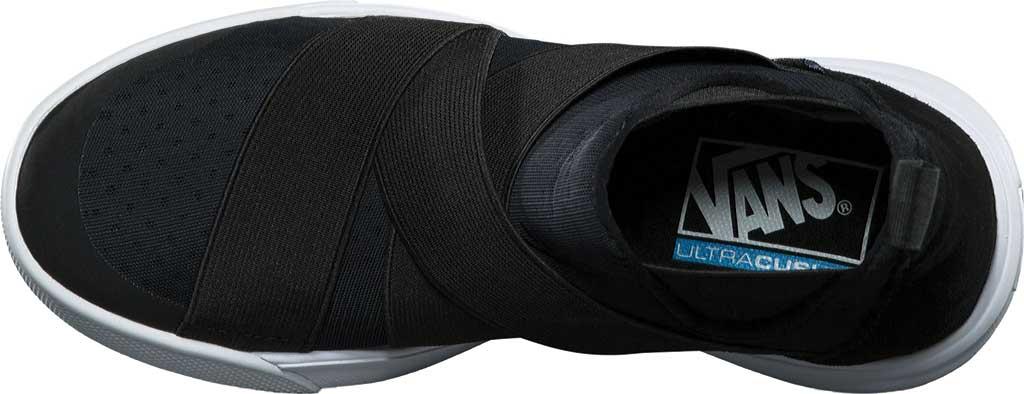 Vans UltraRange Gore Slip-On Sneaker, Black Textile, large, image 3