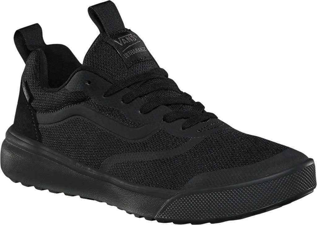 Vans UltraRange Rapidweld Sneaker, Black/Black Mesh, large, image 1