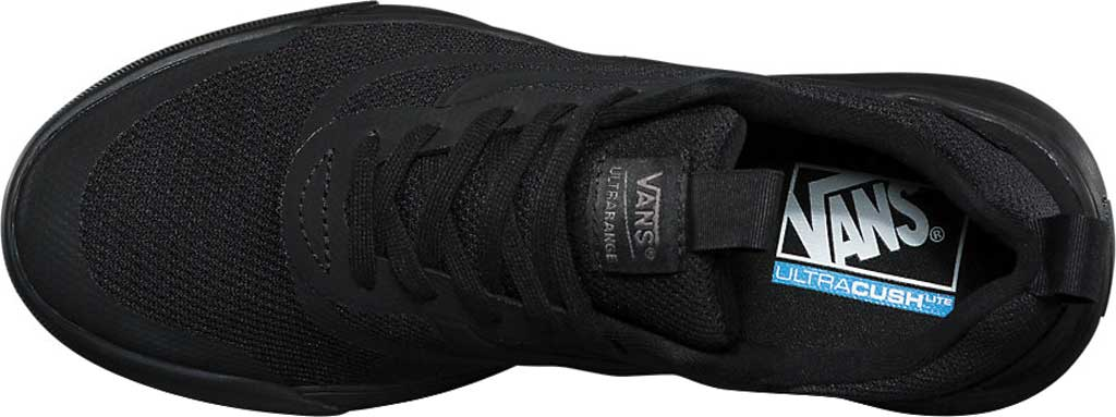 Vans UltraRange Rapidweld Sneaker, Black/Black Mesh, large, image 4