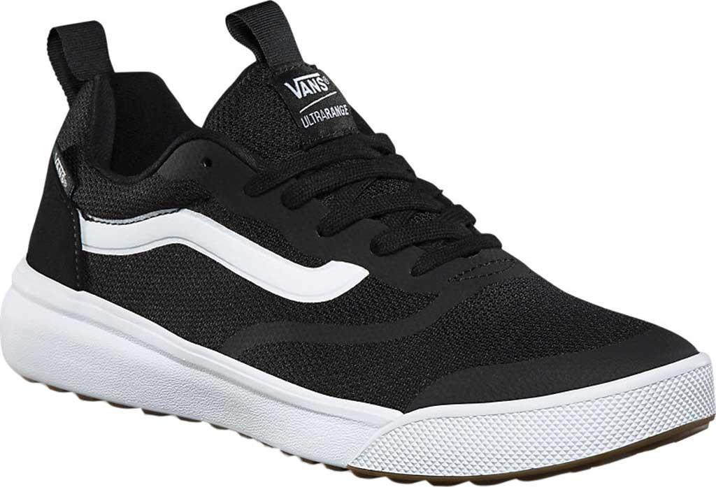 Vans UltraRange Rapidweld Sneaker, Black/White Mesh, large, image 1