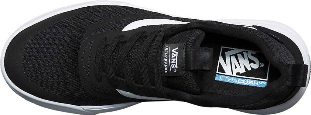 Vans UltraRange Rapidweld Sneaker, Black/White Mesh, large, image 4