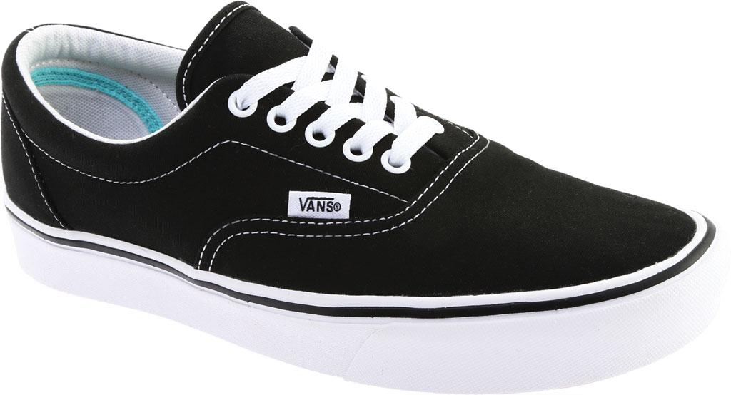 Vans ComfyCush Era Sneaker, Classic Black/True White Canvas, large, image 1
