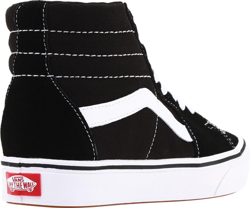 Vans ComfyCush SK8-Hi Sneaker, Classic True White/True White Canvas, large, image 4