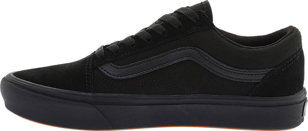 Vans ComfyCush Old Skool Sneaker, Classic Black/Black Suede/Canvas, large, image 3
