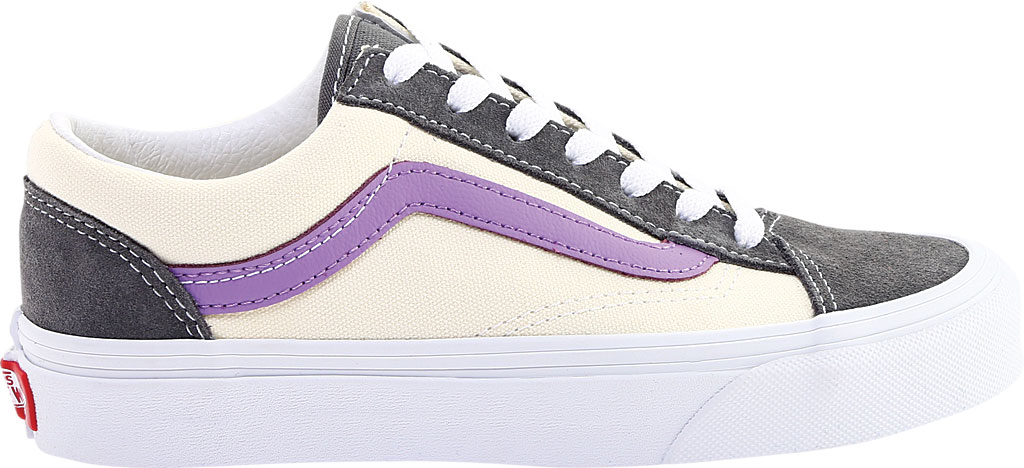 Vans Style 36 Sneaker, Quiet Shade Suede/Canvas/Fairy Wren, large, image 2