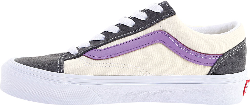 Vans Style 36 Sneaker, Quiet Shade Suede/Canvas/Fairy Wren, large, image 3