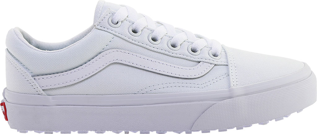 Vans Old Skool UC Sneaker, Made For The Makers True White Canvas, large, image 2