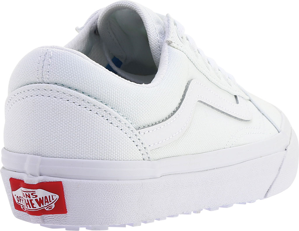Vans Old Skool UC Sneaker, Made For The Makers True White Canvas, large, image 4