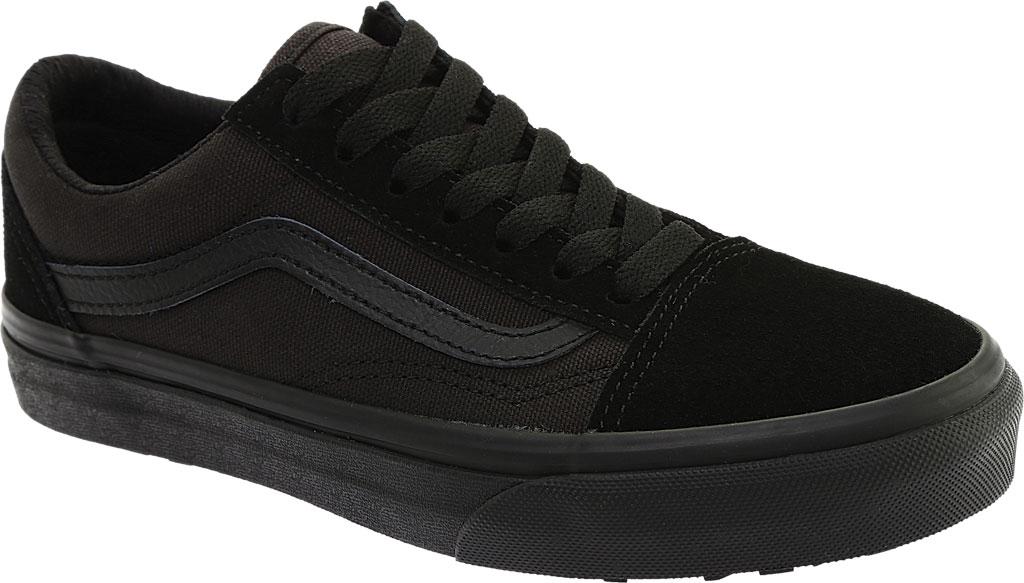 Vans Old Skool UC Sneaker, Made For The Makers Black Suede/Black/Black, large, image 1