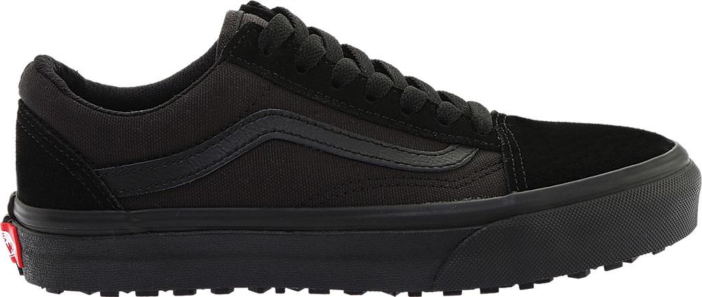 Vans Old Skool UC Sneaker, Made For The Makers Black Suede/Black/Black, large, image 2