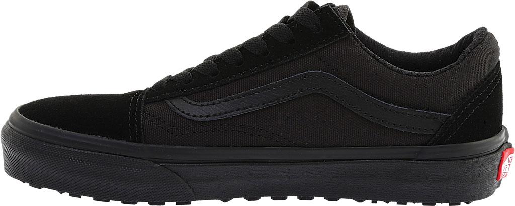 Vans Old Skool UC Sneaker, Made For The Makers Black Suede/Black/Black, large, image 3