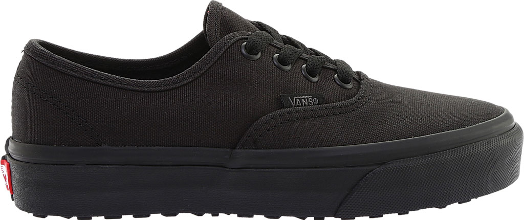 Vans Authentic UC Sneaker, Made For The Makers Black Canvas/Black/Black, large, image 2