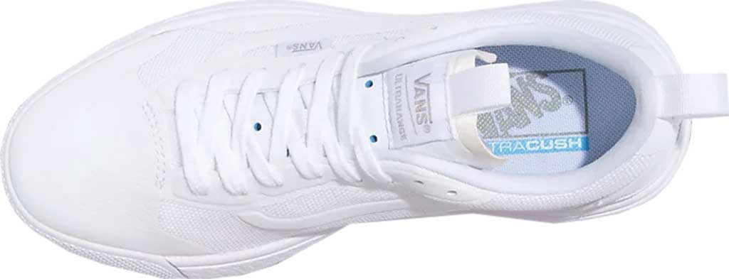 Vans UltraRange EXO Lace Up Sneaker, True White, large, image 3