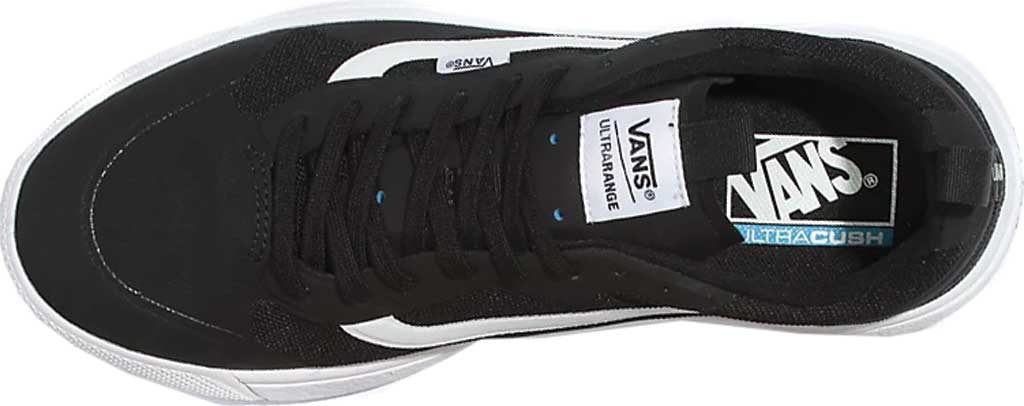 Vans UltraRange EXO Lace Up Sneaker, Black, large, image 3